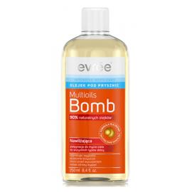 Evree Multioils Bomb olejek do ciała pod prysznic upiększający 100ml
