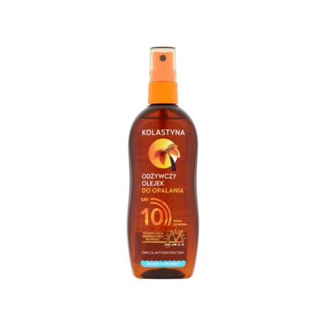 Kolastyna Odżywczy olejek do opalania SPF 10 150 ml