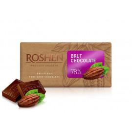 Roshen Brut Dark 78% Cocoa 90g