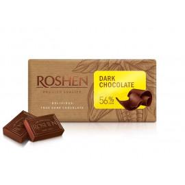 Roshen Dark Chocolate 56% Cocoa 90g