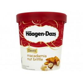 Häagen-Dazs Macadamia Nut Brittle Lody 500 ml