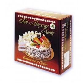 Lubnica Tort Bezowy 400g