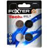 FOXTER Baterie litowe CR2016 3V 4 SZT