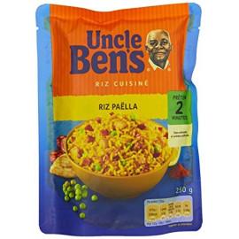Uncle Ben's Ryż Paella 250g