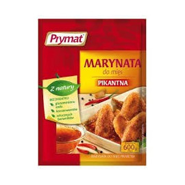 Prymat Marynata do mięs pikantna 20 g