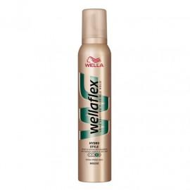 Wella Wellaflex Hydrostyle Bardzo mocno utrwalająca pianka do włosów 200 ml