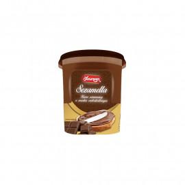 JASMEEN SEZAMELLA Krem sezamowy o smaku czekoladowym 350g