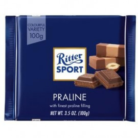 Czekolada Ritter Sport Nougat 100 g