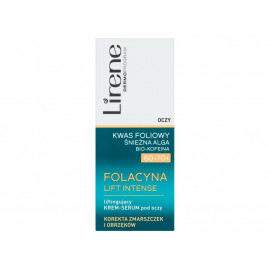 Lirene Folacyna Lift Intense 60-70+ Liftingujący krem-serum pod oczy 15 ml