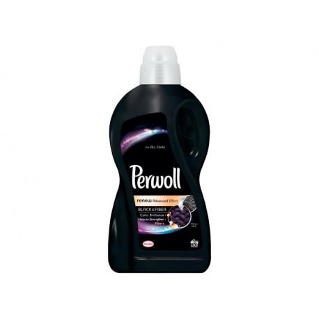 Perwoll renew Advanced Effect Black & Fiber Płynny środek do prania 1,8 l (30 prań)