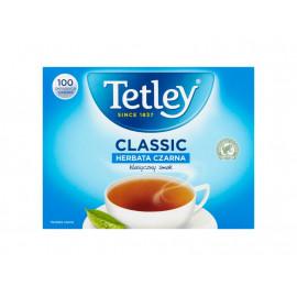 Tetley Classic Herbata czarna 160 g (100 x 1,6 g)