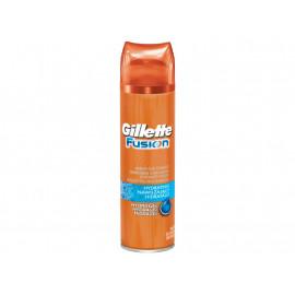 Gillette Fusion Hydrating Nawilżający żel do golenia 200ml