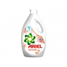 Ariel Sensitive Płyn do prania 2,6 l, 40 prań