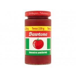 Dawtona Koncentrat pomidorowy 30% 220 g