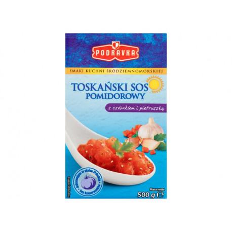 Podravka Toskański sos pomidorowy z czosnkiem i pietruszką 500 g