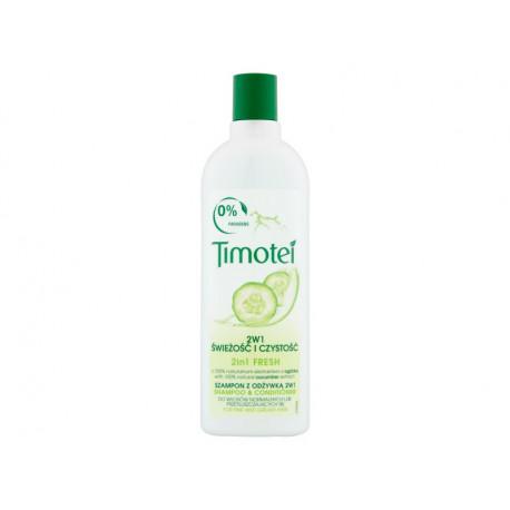 Timotei 2w1 Świeżość i Czystość Szampon z odżywką 400 ml