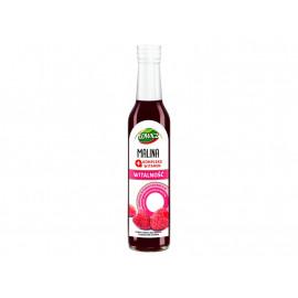 Łowicz Witalność Syrop o smaku malinowym 250 ml