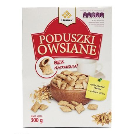 GRANEX Poduszki Owsiane 300g