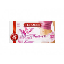 Teekanne Harmony for Body & Soul Purify & Slim Herbata Pu-Erh 32 g (20 x 1,65 g)