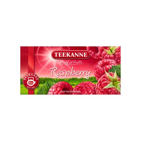 Teekanne World of Fruits Raspberry Mieszanka herbatek owocowych 50 g (20 x 2,5 g)