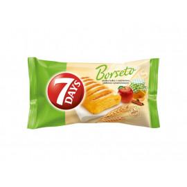 7 Days Borseto Słodka bułka z nadzieniem jabłkowo-cynamonowym 80 g