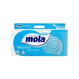 Mola Elégance Bryza Morska Papier toaletowy 8 rolek