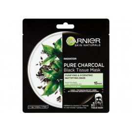 Garnier Skin Naturals Pure Charcoal Oczyszczająca maska 28 g
