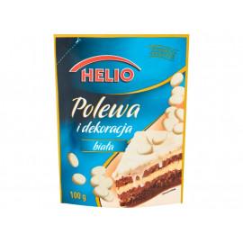 Helio Polewa i dekoracja biała 100 g