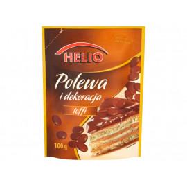Helio Polewa i dekoracja toffi 100 g