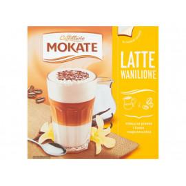 Mokate Caffetteria Latte waniliowe 22 g