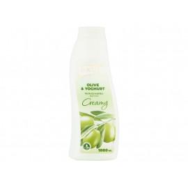 Luksja Creamy Olive & Yoghurt Płyn do kąpieli 1000 ml