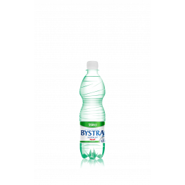 WODA BYSTRA 0,5L GAZ