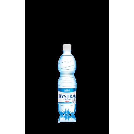 BYSTRA woda mineralna niegazowana 500ml