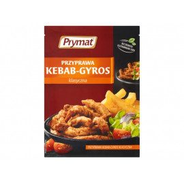 Prymat Przyprawa kebab-gyros klasyczna 30 g