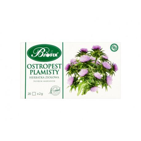 Bifix Herbatka ziołowa ostropest plamisty 40 g (20 x 2 g)