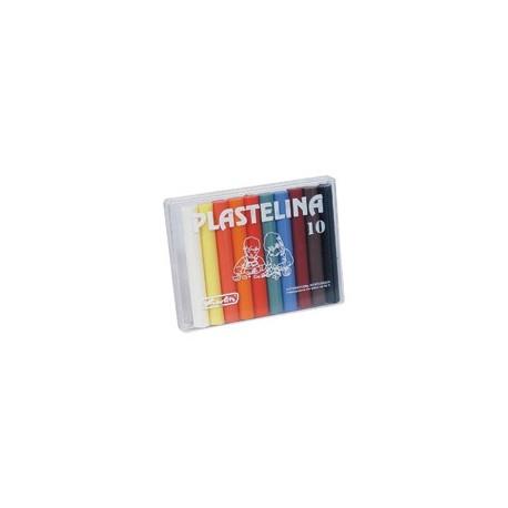 HERLITZ PLASTELINA 10 KOLORÓW