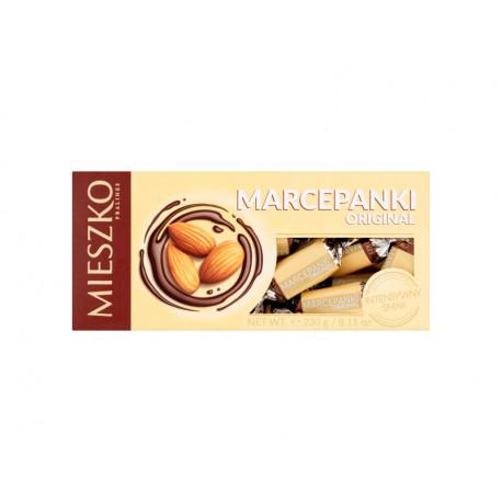 Mieszko Marcepanki Original Czekoladki z marcepanem 230 g