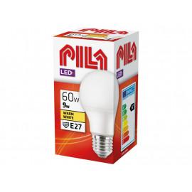 Pila Żarówka LED 9 W (60 W) E27 ciepła barwa
