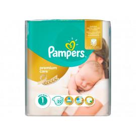 Pampers Premium Care rozmiar 1 (Newborn), 2-5kg, 22 pieluszki