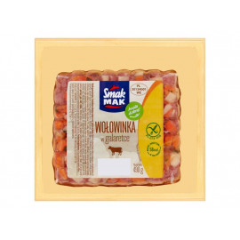 Smakmak Wołowinka w galaretce 490 g