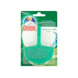 Duck Aqua Green 4w1 Zawieszka do toalet 40 g