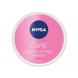 NIVEA Care Lekki krem łagodzący 100 ml