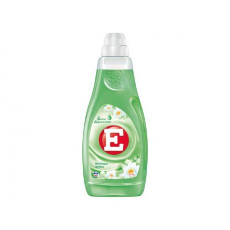 E Skoncentrowany płyn do zmiękczania tkanin kwitnąca dolina 2 l (66 prań)
