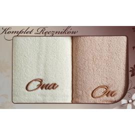 Tecomat Komplet ręczników LOVE