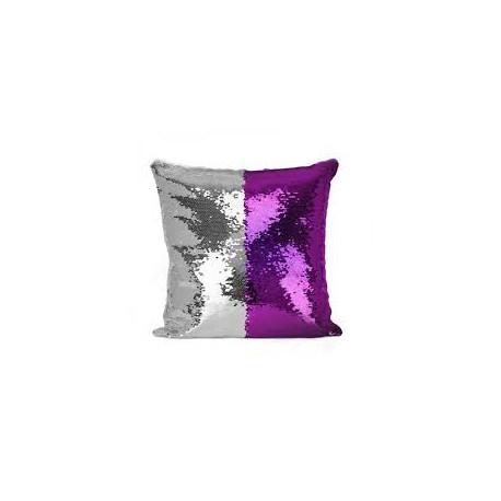 DOMAREX poduszka flippy 40x40 cekiny mix kolor