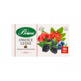 Bifix Classic Herbatka owocowa owoce leśne 50 g (25 x 2 g)