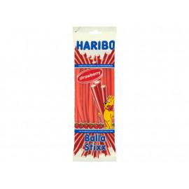 Haribo Balla Stixx Żelki owocowe o smaku truskawki 200 g
