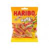 Haribo Tęczowe paski Kwaśne żelki owocowe 100 g