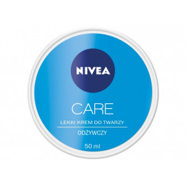 NIVEA Care 3w1 Lekki krem do twarzy odżywczy 50 ml