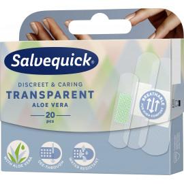 Salvequick Foot Care Plastry na odciski 6 sztuk